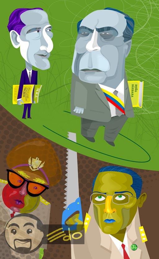 Historia de Venezuela en caricaturas | Edoilustrado