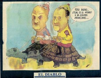 primera caricatura EDO web